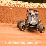 dirt track racing image - Chris Bush's photo